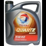 Engine oil 5W-40 TOTAL QUARTZ 9000 PSA 4L