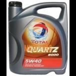 Engine oil 5W-40 TOTAL QUARTZ 9000 PSA 4L