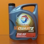 Engine oil 5W-40 TOTAL QUARTZ 9000 PSA 5L