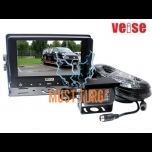 "Parking camera kit 7 ""with monitor 006"