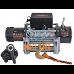 Winch 6800kg steel cable 20m x ø11mm 12V 6.8hp / 5kW IP67