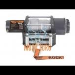 Winch 2268kg 12V 3.8hp / 2.8kW IP67