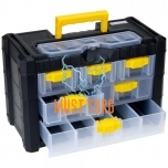 Tool box with drawers 40x20x26cm