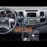 Multimeedia keskus Toyota Hilux al 2012 FlyAudio