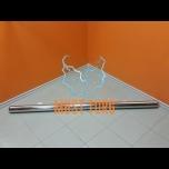 Küljerauad ANTEC Hyundai Santa Fe 06-12 76mm