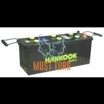 Truck Battery 180AH 1000A 512X220X216 +/- Hankook