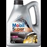 Mootoriõli 10W-40 MOBIL SUPER 2000 X1 4L