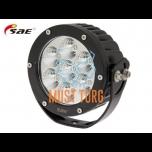 LED-töötuli, 9-36V, 35W, 3486lm, CE, RFI/EMC, IP68, SAE
