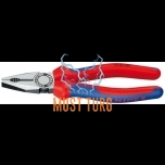 Pliers 180mm 2-component Knipex handle