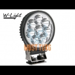 High beam LED 10-30V 24W Ref. 25 2160lm W-Light NS3808