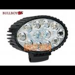 Töötuli LED 9-32V, 36W, EMC-sertifikaadiga, IP68 Bullboy