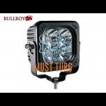 Töötuli Led 9-30V, 40W, EMC-sertifikaadiga, IP67, Bullboy