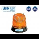 Vilkur LED kollane, 10-30V, IP65, ECE R65