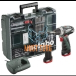 Battery Drill Metabo PowerMaxx 63 Part (2x2,0Ah)