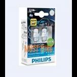 Autopirn 5W LED-1W, 12V, 4000K, ilma soklita, pakendis 2tk Philips