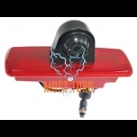 Camera with brake light 2.8mm - 120 ° Opel Vivaro Renault Trafic