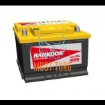 Car battery 78Ah 780A 277X174X190MM -/+ Hankook UPHB kaltsiumaku