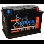 Autoaku 72Ah 680A 276X175X175MM -/+ LOXA