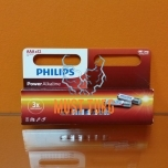 Patareid AAA PHILIPS POWER Alkaline,12tk, 1,5V