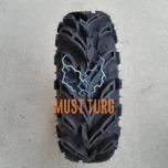 ATV tire 27X10.00-12 6PR Deestone D936 Mud Crusher TL