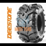 ATV tire 27X10.00-12 6PR Deestone D932 Swamp Witch TL