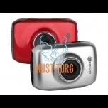 Seikluskaamera C-BRIGHT X1HD hõbe