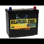 Car battery 45Ah 238x129x225mm -/+ Euroglobe