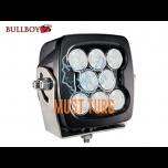 Töötuli LED 10-30V DC, 80W, EMC-vastavus, IP67, Bullboy