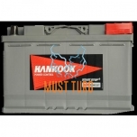 Car battery 80Ah 800A 314X174X190MM -/+ AGM START-STOP Hankook