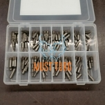 Set of nozzles 112 pieces