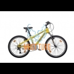 "Laste jalgratas 20"" Bianchi Duel kollane"
