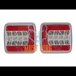 Tagatulede komplekt LED 12-24V