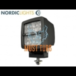 Töötuli LED 12-24V DC, 50W, 4200lm, IP68, EMC-sert, ADR-sert, Nordic