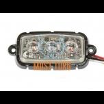 Pindvilkur-LED 12-24V, kollane, 13 vilkumisrežiimi, ECE R65