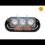 Pindvilkur-LED 12-24V, kollane