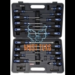 Screwdriver and bit set 39 pieces KS Tools