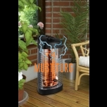 Patio heater electric Rebel Corner 1200W