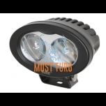 Indicator light for LED forklifts 9-110V 6W blue