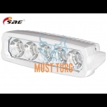 Work light 15W 9-36V 1050lm CE 10R RFI / EMC IP68 white SAE