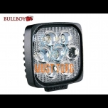 LED-töötuli, 10-30V, 35W, EMC-sertifikaadiga, IP68, Bullboy