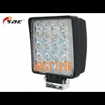 Work light 9-36V 48W 2880lm RFI / EMC certification IP68 SAE
