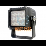 Work light 9-36V, 50W, 3170lm, R10, RFI / EMC certificate, IP68, SAE