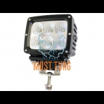 Work light 9-36V 60W 5400lm CE RFI / EMC certified IP68 SAE