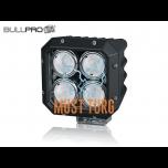 LED töötuli 60°, 12-60V, 80W, 7200lm, EMC CISPR 25 Class 4, ADR, Bullpro