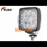 Work light Led 27W 9-36V 1450lm CE RFI / EMC IP68 SAE