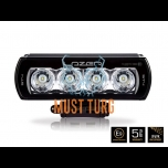 Kaugtuli Led Lazer ST4 Evolution must 9-32V 47W Ref.7,5 4136lm