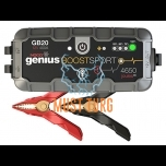 Starting aid booster NOCO Genius Booster GB20 12V 400A lithium