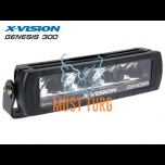 High beam Led X-Vision Genesis 300 9-30V 60W Ref.40 3600lm