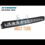 High beam LED X-VISION Genesis 800 9-30V 180W Ref.37.5 5400lm / 10800lm