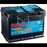 Autoaku 70Ah 760A 278X175X190MM -/+ AGM START-STOP Tudor